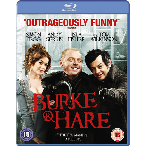 Burke And Hare (UK-import) (BLU-RAY)