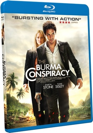 The Burma Conspiracy (BLU-RAY)