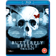 The Butterfly Effect Trilogy (UK-import) (BLU-RAY)