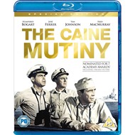 The Caine Mutiny (UK-import) (BLU-RAY)