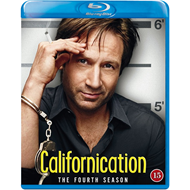 Californication - Sesong 4 (BLU-RAY)
