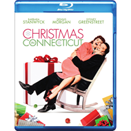 Christmas In Connecticut (BLU-RAY)