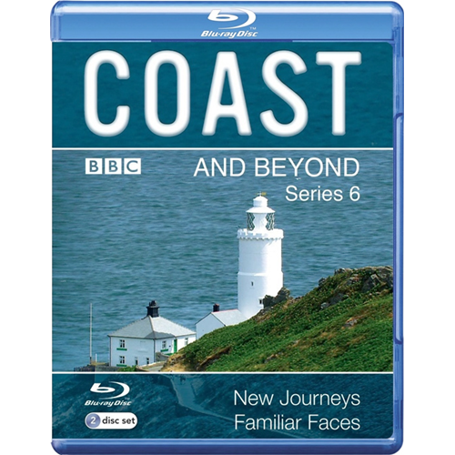 Coast - Serie 6 (UK-import) (BLU-RAY)