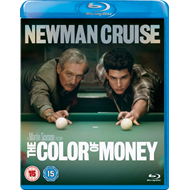 The Color Of Money (UK-import) (BLU-RAY)