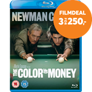 Produktbilde for The Color Of Money (UK-import) (BLU-RAY)