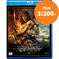 Produktbilde for Conan The Barbarian (Blu-ray 3D)