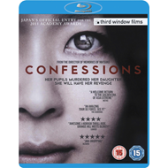 Confessions (UK-import) (BLU-RAY)