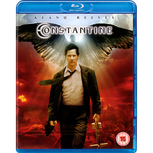 Constantine (UK-import) (BLU-RAY)