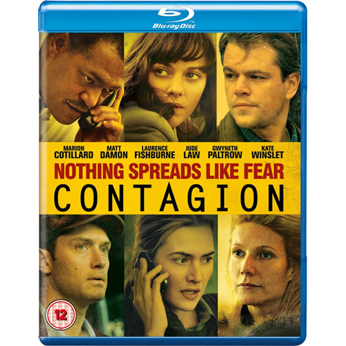 Contagion (UK-import) (BLU-RAY)