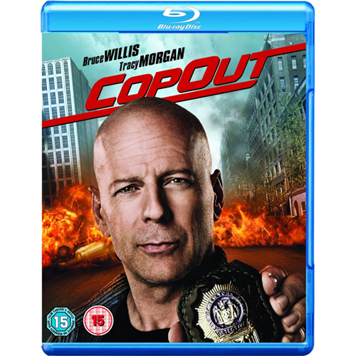 Cop Out (UK-import) (BLU-RAY)