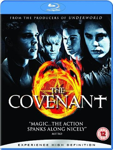 The Covenant (UK-import) (BLU-RAY)