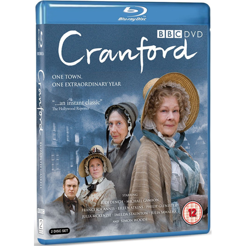 Cranford (UK-import) (BLU-RAY)