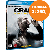 Produktbilde for Crank - High Voltage (BLU-RAY)