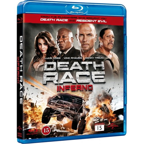 Death Race - Inferno (BLU-RAY)