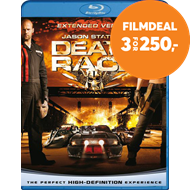 Produktbilde for Death Race - Extended Edition (BLU-RAY)