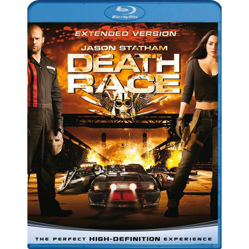 Death Race - Extended Edition (BLU-RAY)