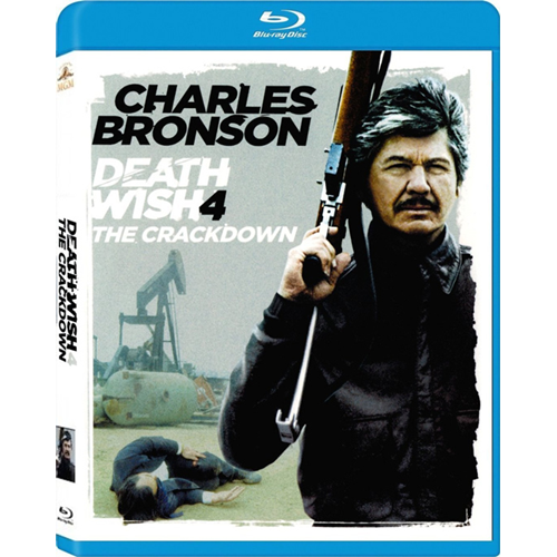 Death Wish 4: The Crackdown (BLU-RAY)