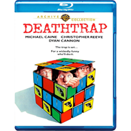 Produktbilde for Deathtrap (BLU-RAY)