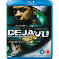 Deja Vu (UK-import) (BLU-RAY)
