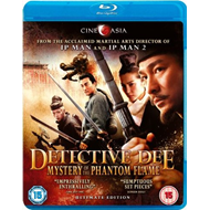 Detective Dee - Mystery Of The Phantom Flame (UK-import) (BLU-RAY)