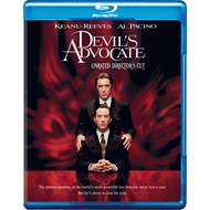 Produktbilde for The Devil's Advocate - The Unrated Director's Cut (BLU-RAY)