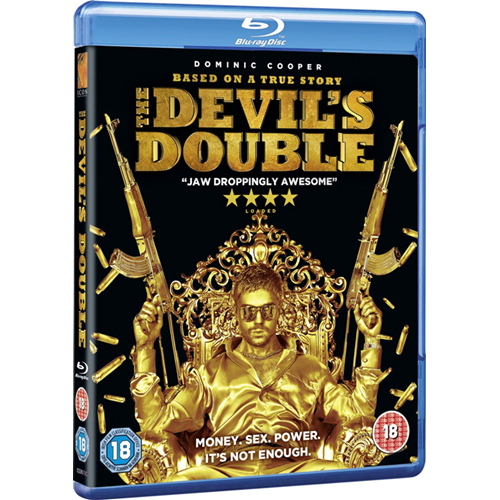 The Devil's Double (UK-import) (BLU-RAY)