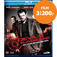 Produktbilde for The Devil's Playground (BLU-RAY)