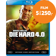 Produktbilde for Die Hard 4.0 (BLU-RAY)
