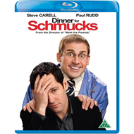 Produktbilde for Dinner For Schmucks (BLU-RAY)