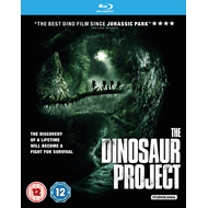 The Dinosaur Project (UK-import) (BLU-RAY)