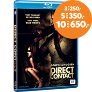 Produktbilde for Direct Contact (BLU-RAY)