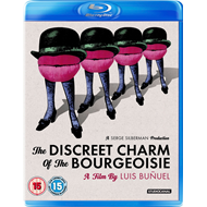 The Discreet Charm Of The Bourgeoisie (UK-import) (BLU-RAY)