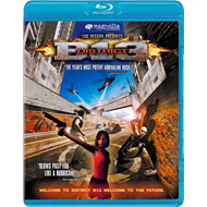 District B13 (BLU-RAY)