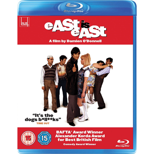 East Is East (UK-import) (BLU-RAY)
