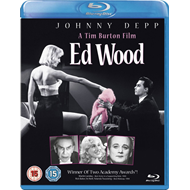 Ed Wood (UK-import) (BLU-RAY)