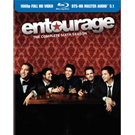 Entourage - Sesong 6 (UK-import) (BLU-RAY)