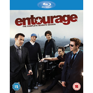 Entourage - Sesong 7 (UK-import) (BLU-RAY)