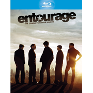 Entourage - Sesong 8 (UK-import) (BLU-RAY)