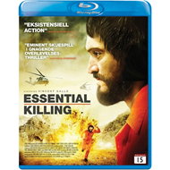 Essential Killing (DK-import) (BLU-RAY)