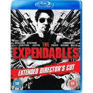 Produktbilde for The Expendables - Extended Director's Cut (UK-import) (BLU-RAY)