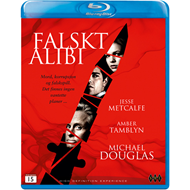 Falskt Alibi (BLU-RAY)