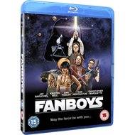 Fanboys (UK-import) (BLU-RAY)