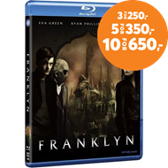 Produktbilde for Franklyn (BLU-RAY)