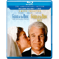 Father Of The Bride / Father Of The Bride II (BLU-RAY)