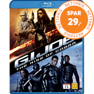 Produktbilde for G.I. Joe - The Rise Of The Cobra (BLU-RAY)