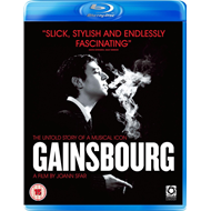Gainsbourg (UK-import) (BLU-RAY)