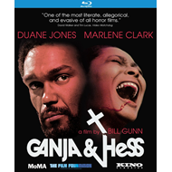 Ganja & Hess (UK-import) (Blu-ray + DVD)