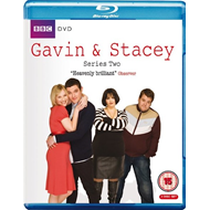Gavin & Stacey - Sesong 2 (UK-import) (BLU-RAY)