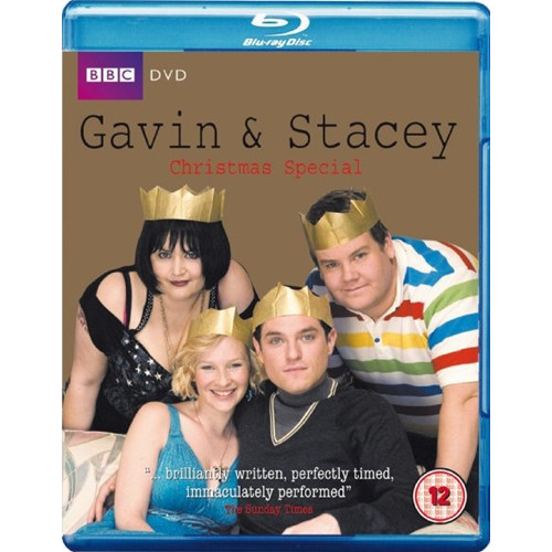 Gavin & Stacey - 2008 Christmas Special (UK-import) (BLU-RAY)