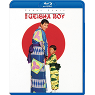 Geisha Boy (BLU-RAY)